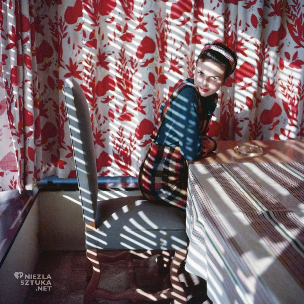 Florette, Vence, Maj 1954, fot. slate.com