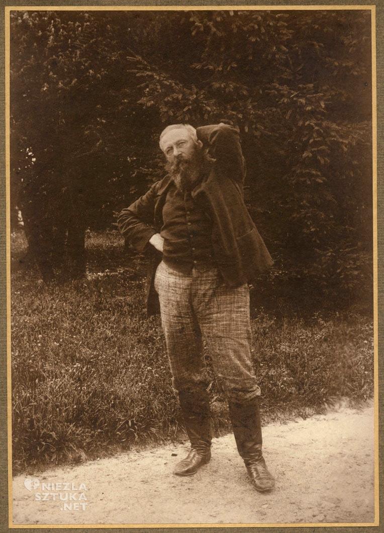 Józef Chełmoński, Wola Pękoszewska, fotografia, Niezła sztuka