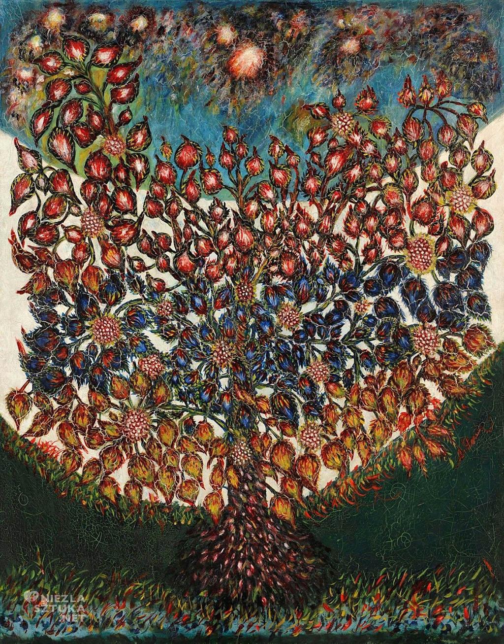 Séraphine Louis, <em>Drzewo życia</em>, 1928, Musées de Senlis