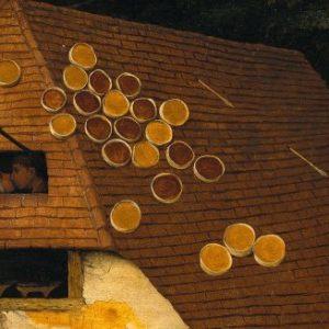 Wykładać dach plackami