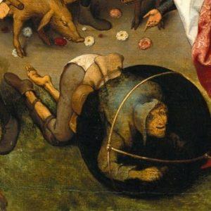 Pieter Bruegel Starszy, Przysłowia niderlandzkie, Niezła Sztuka