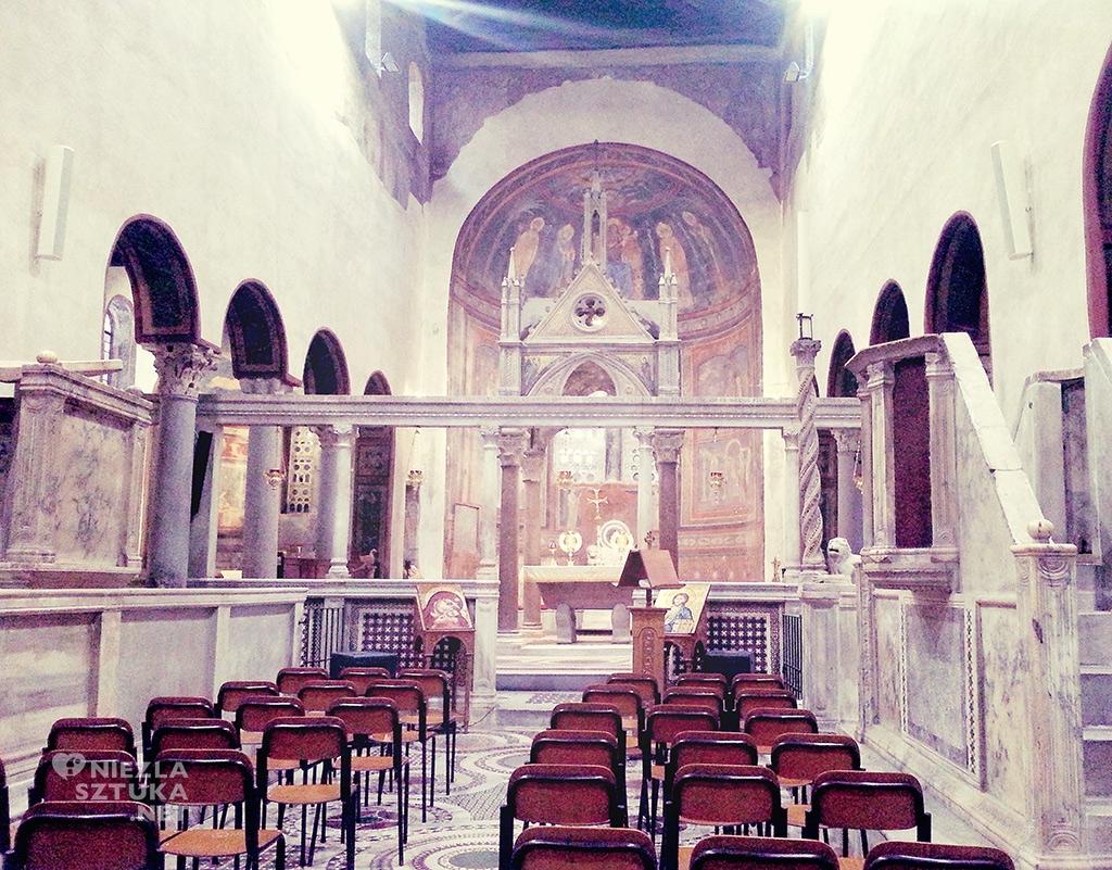 Bazylika Santa Maria in Cosmedin, Rzym, fot. Bartek Kieżun