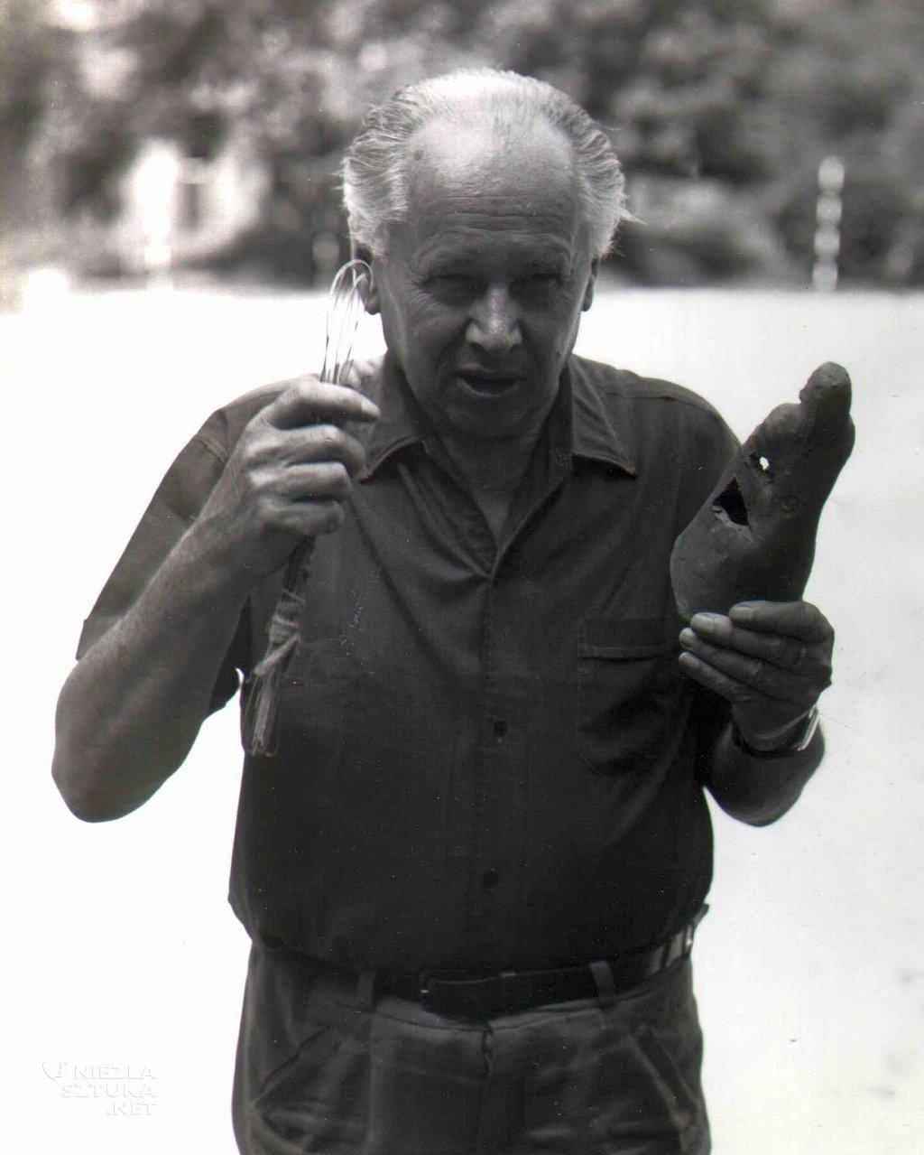 Wojciech Czerwosz | Bałtów 1979, fot. z archiwalnych zbiorów rodziny Czerwosz