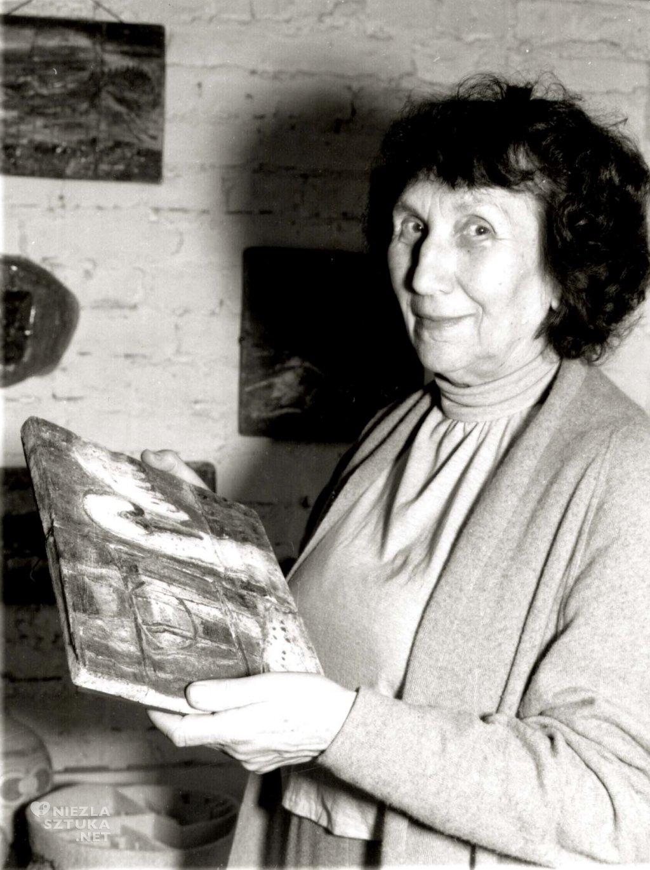 Zofia Maria Czerwosz | lata 90-te, fot. z archiwalnych zbiorów rodziny Czerwosz