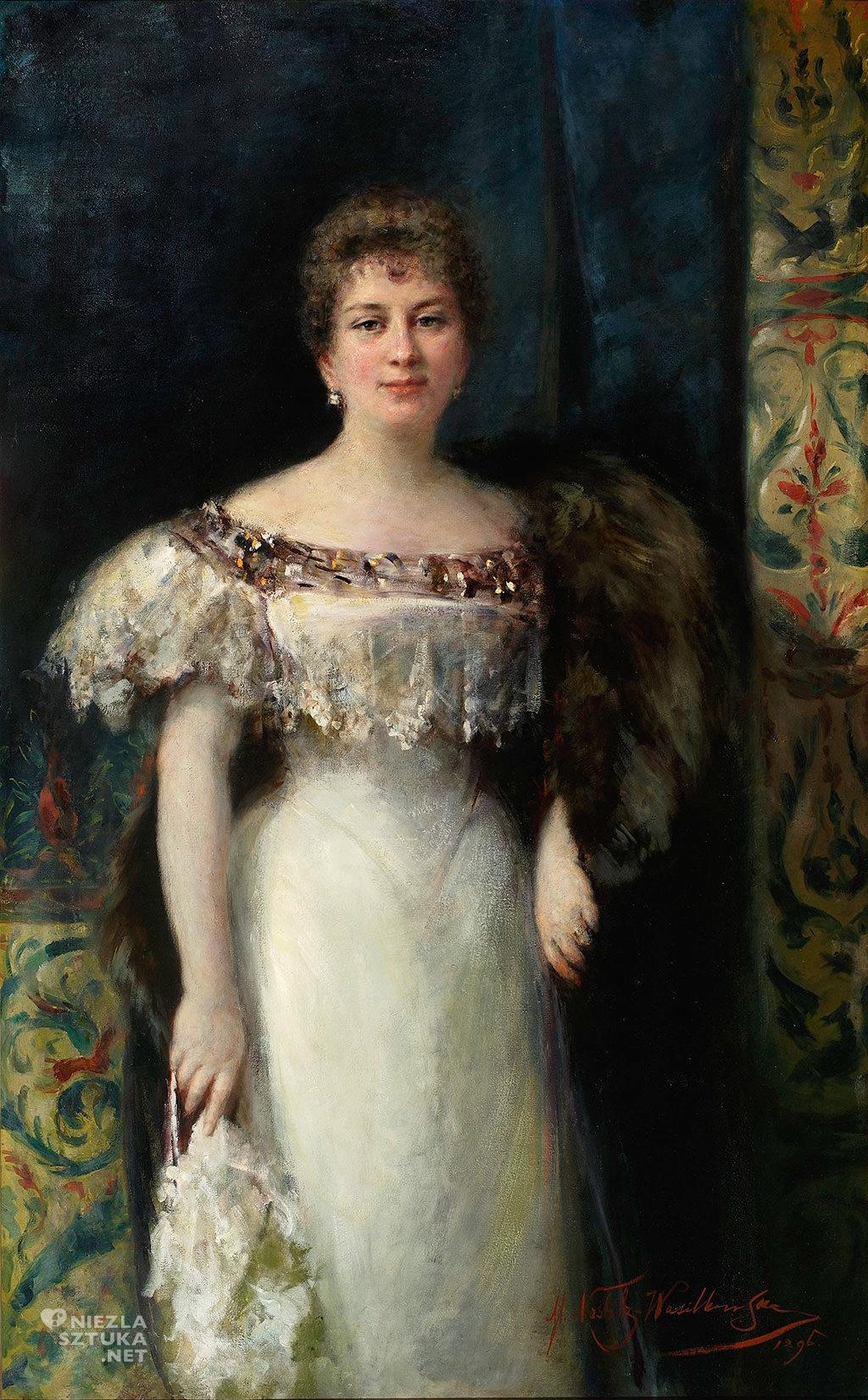 Maria Nostitz-Wasilkowska Portret