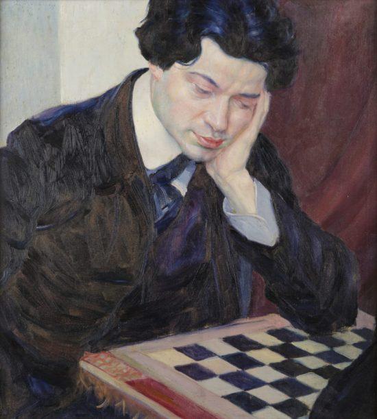 zbigniew pronaszko, szachista, niezła sztuka