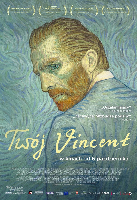 Twój Vincent, Vincent van gogh, Niezła sztuka