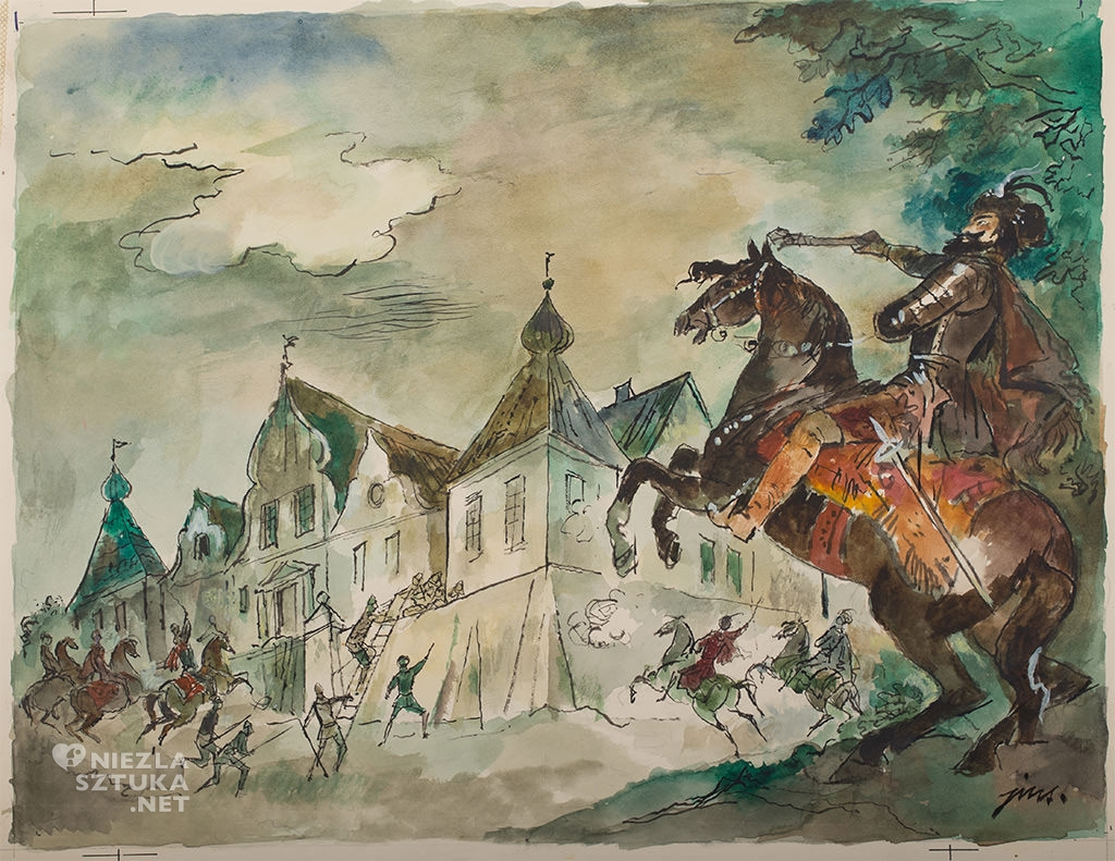 Jan Marcin Szancer, fot. Sopocki Dom Aukcyjny