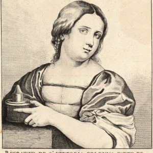 Václav Hollar, Vittoria Colonna