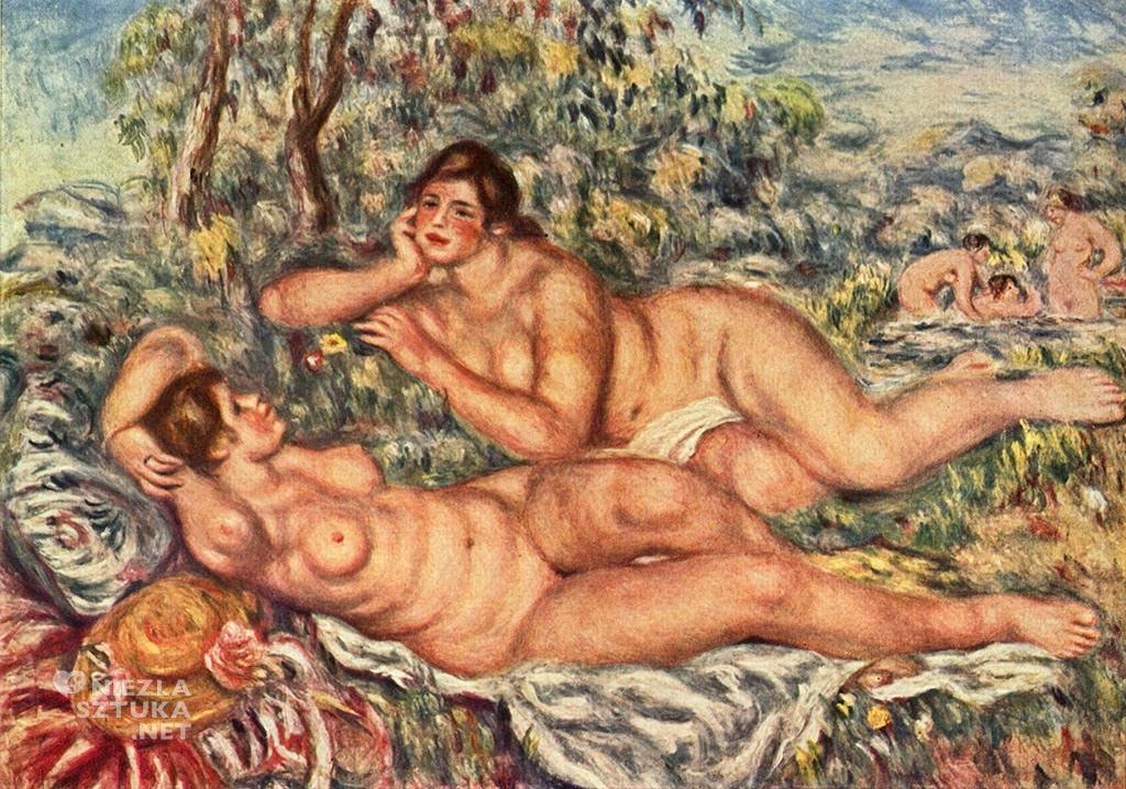 Pierre-Auguste Renoir, Kąpiące się