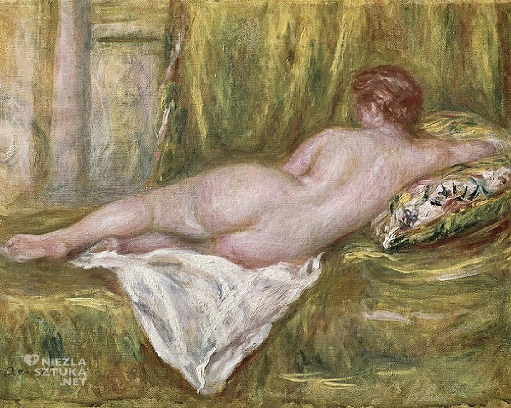 Pierre-Auguste Renoir, Rest after the bath