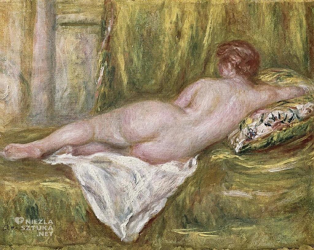Pierre-Auguste Renoir, Rest after the bath