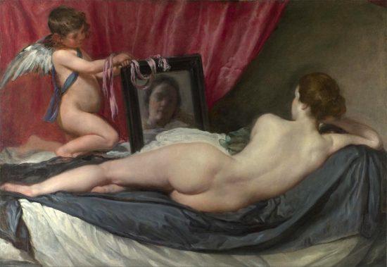 Diego Velázquez, Wenus z lustrem, sztuka hiszpańska, Niezła sztuka