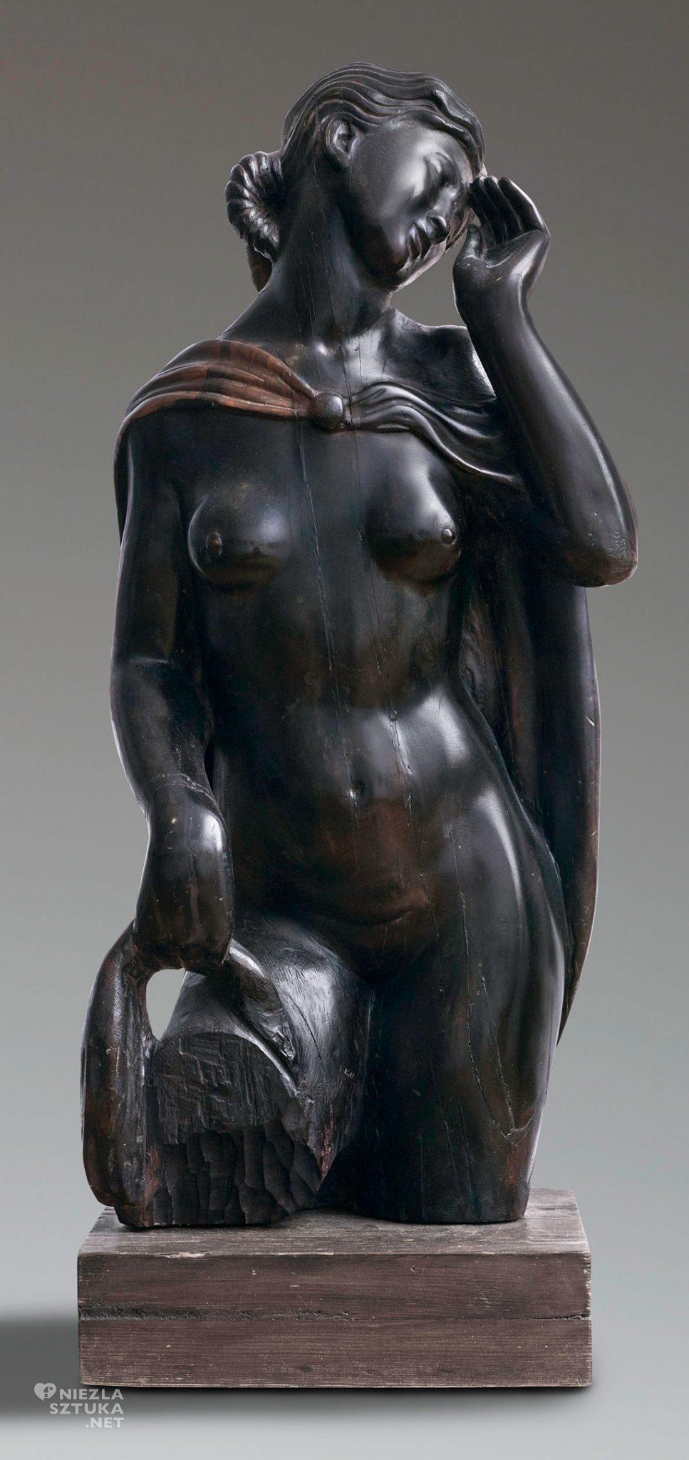 Henryk Kuna rzeźba