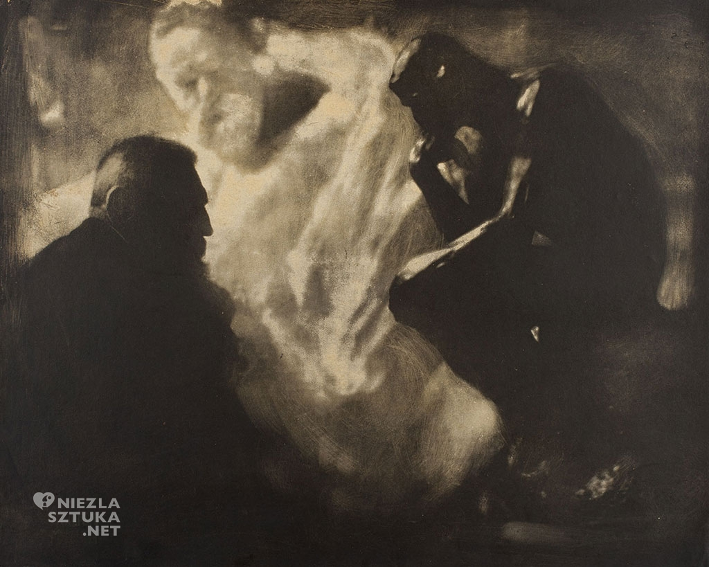 Edward Steichen, Rodin Myśliciel, Niezła sztuka