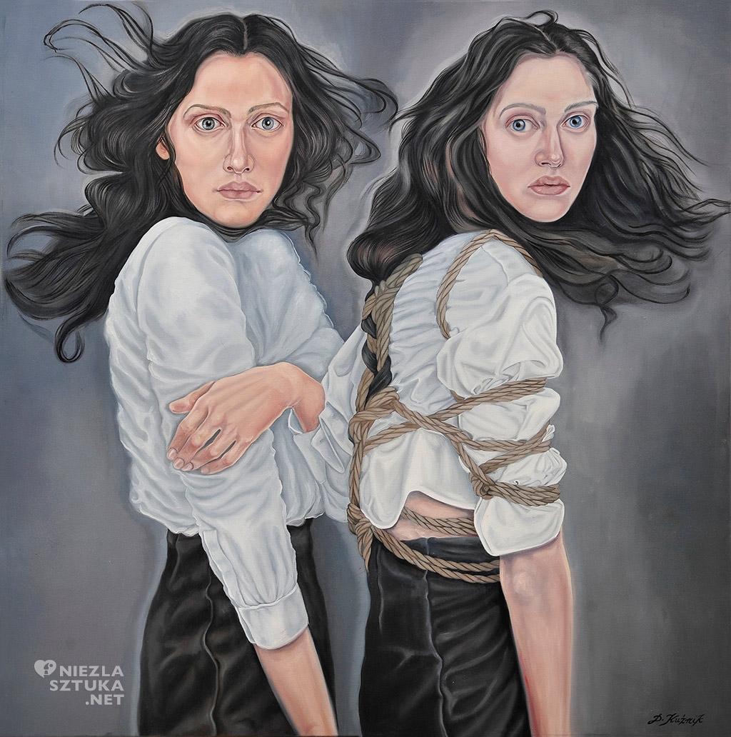 dorota kuźnik obraz malarstwo portfolio artystka Niezła sztuka