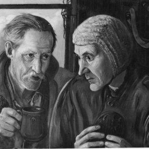 Wlastimil Hofman Filemon i Baucis | 1951