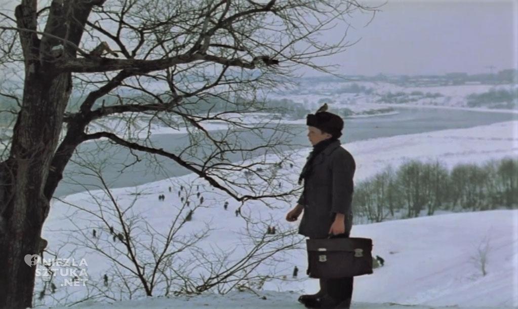 Myśliwi na śniegu, Andriej Tarkowski, film, zwierciadło, Niezła sztuka
