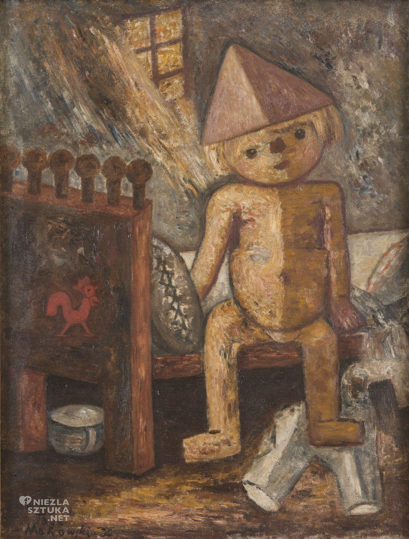 Tadeusz Makowski Chłopczyk