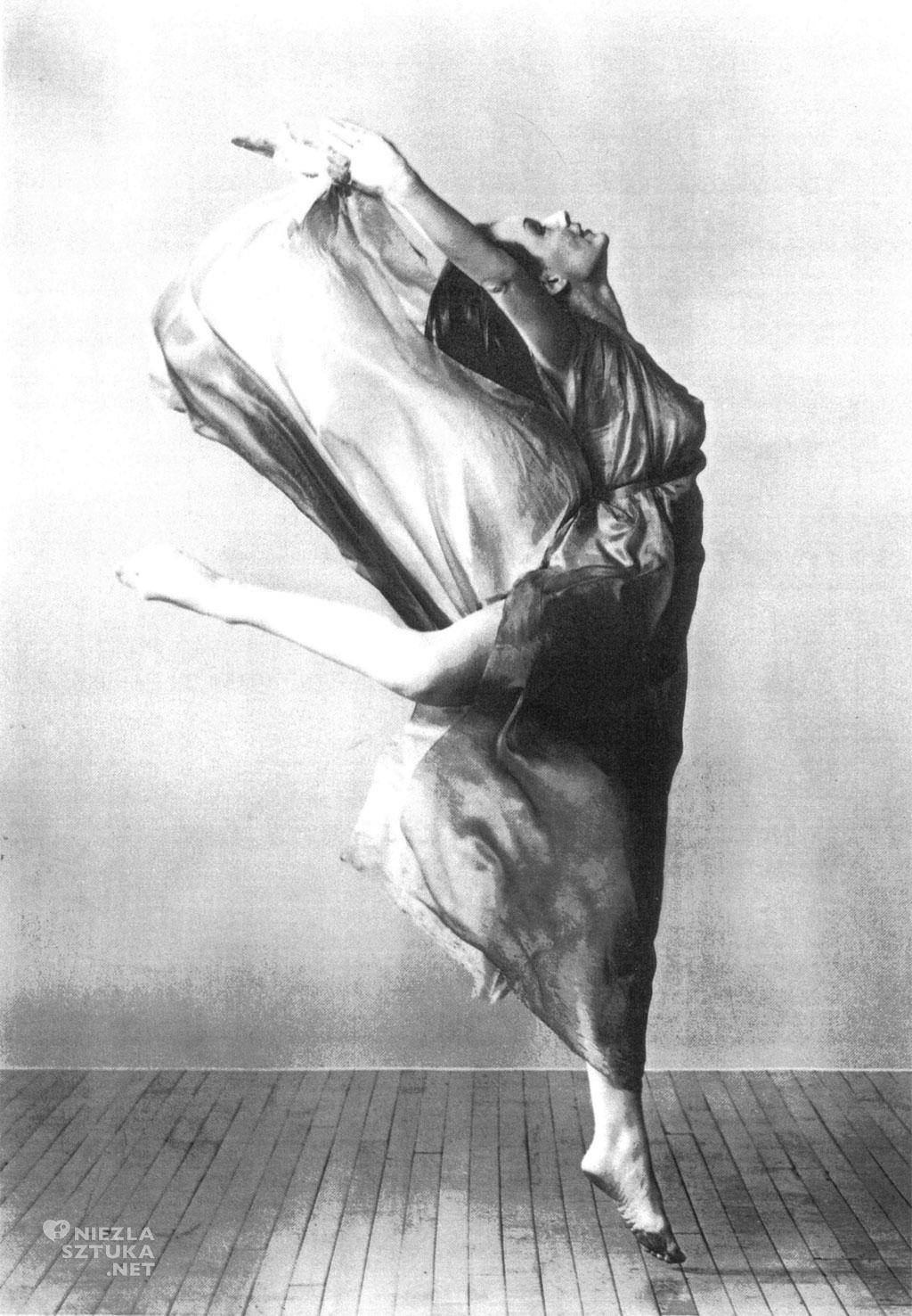 Isadora Ducan, źródło: pinterest.con