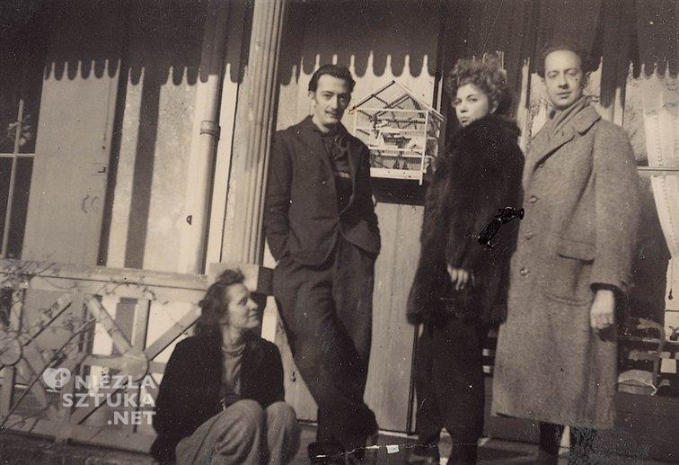 Salvador Dali Leonor Fini