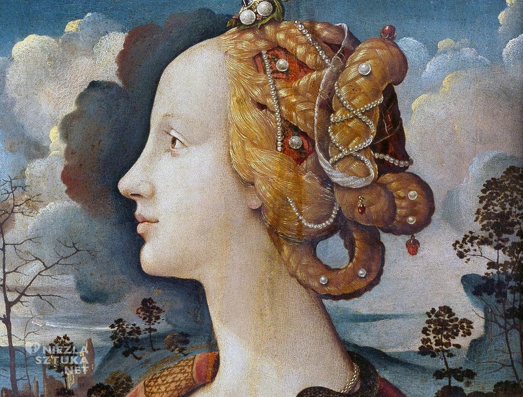 Piero di Cosma, Simonetta Vespucci