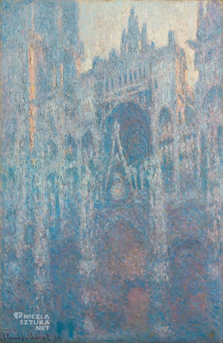Claude Monet Katedra w Rouen