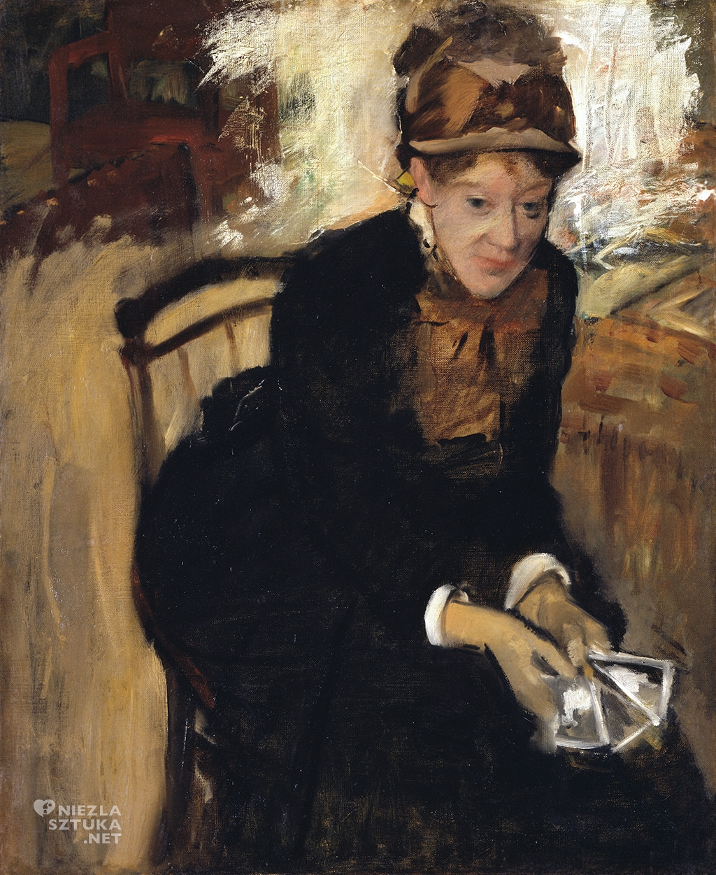 Edgar Degas, Mary Cassatt