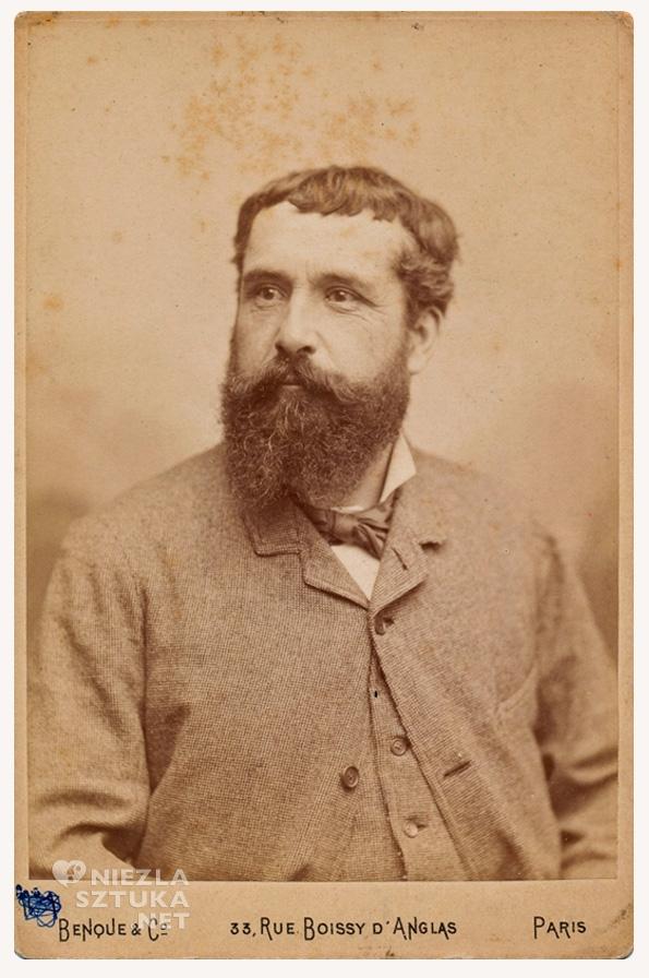 Claude Monet młody