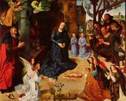 Hugo van der Goes, sztuka światowa, sztuka religijna, Niezła Sztuka