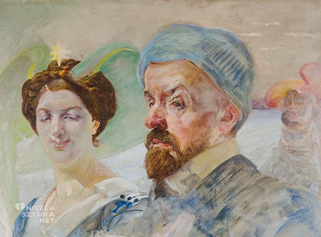 Jacek Malczewski, polska sztuka, malarstwo polskie, Niezła Sztuka
