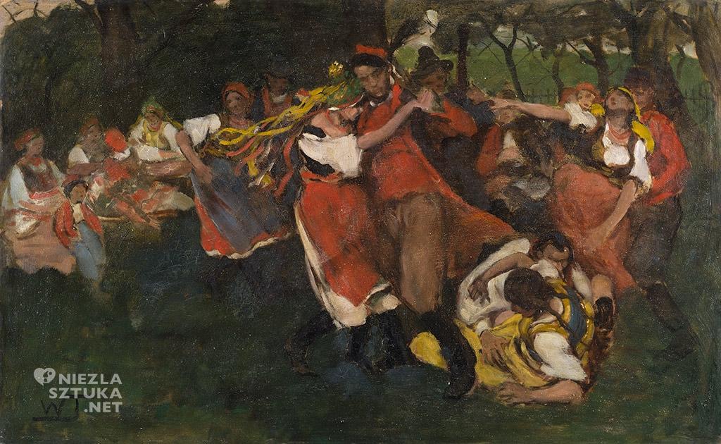 Włodzimierz Tetmajer, sztuka polska, malarstwo polskie, Muzeum Pałac Herbsta, Niezła Sztuka