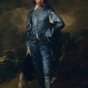 Thomas Gainsborough Błękitny chłopiec | 1779, 	Henry E. Huntington Art Gallery, San Marino, California
