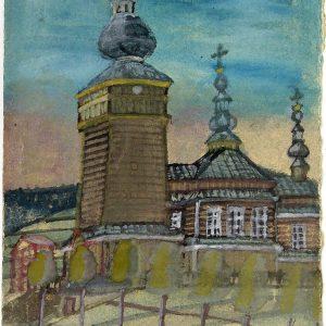 Nikifor Krynicki malarstwo