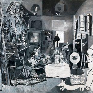 Pablo Picasso, Las meninas, Velázquez, Barcelona, Hiszpania, Niezła sztuka