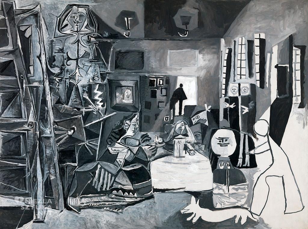 Pablo Picasso, Las meninas, Velázquez, Niezła Sztuk