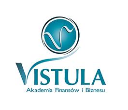 vistula akademia finansów i biznesu logo