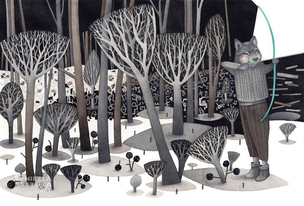 13. Bałtyckie Spotkania Ilustratorów, Niezła sztuka, Nadbałtyckie Centrum Kultury