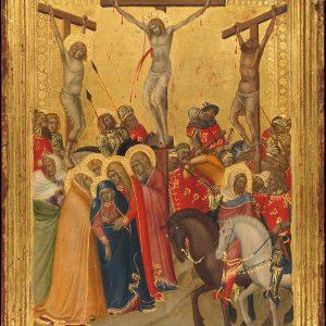 Pietro Lorenzetti Ukrzyżowanie