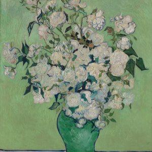 Vincent van Gogh, Róże, kwiaty, Niezła Sztuka