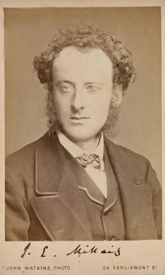 Charles Watkins John Everett Millais, MET Museum. Niezła sztuka