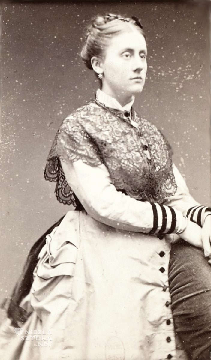 Victorine Meurent, fot. Wikipedia