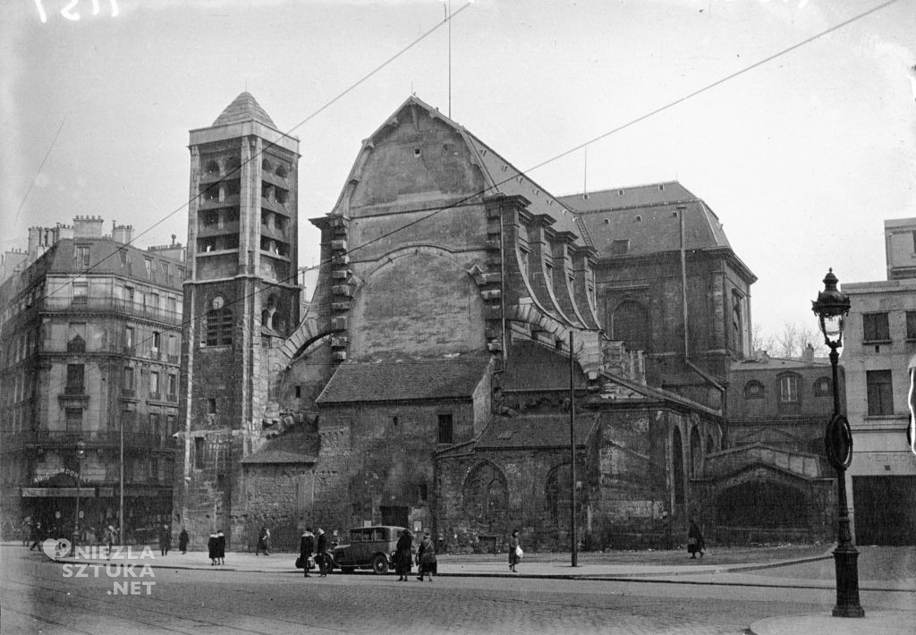 Kościół Saint Nicolas du Chardonnet w Paryżu