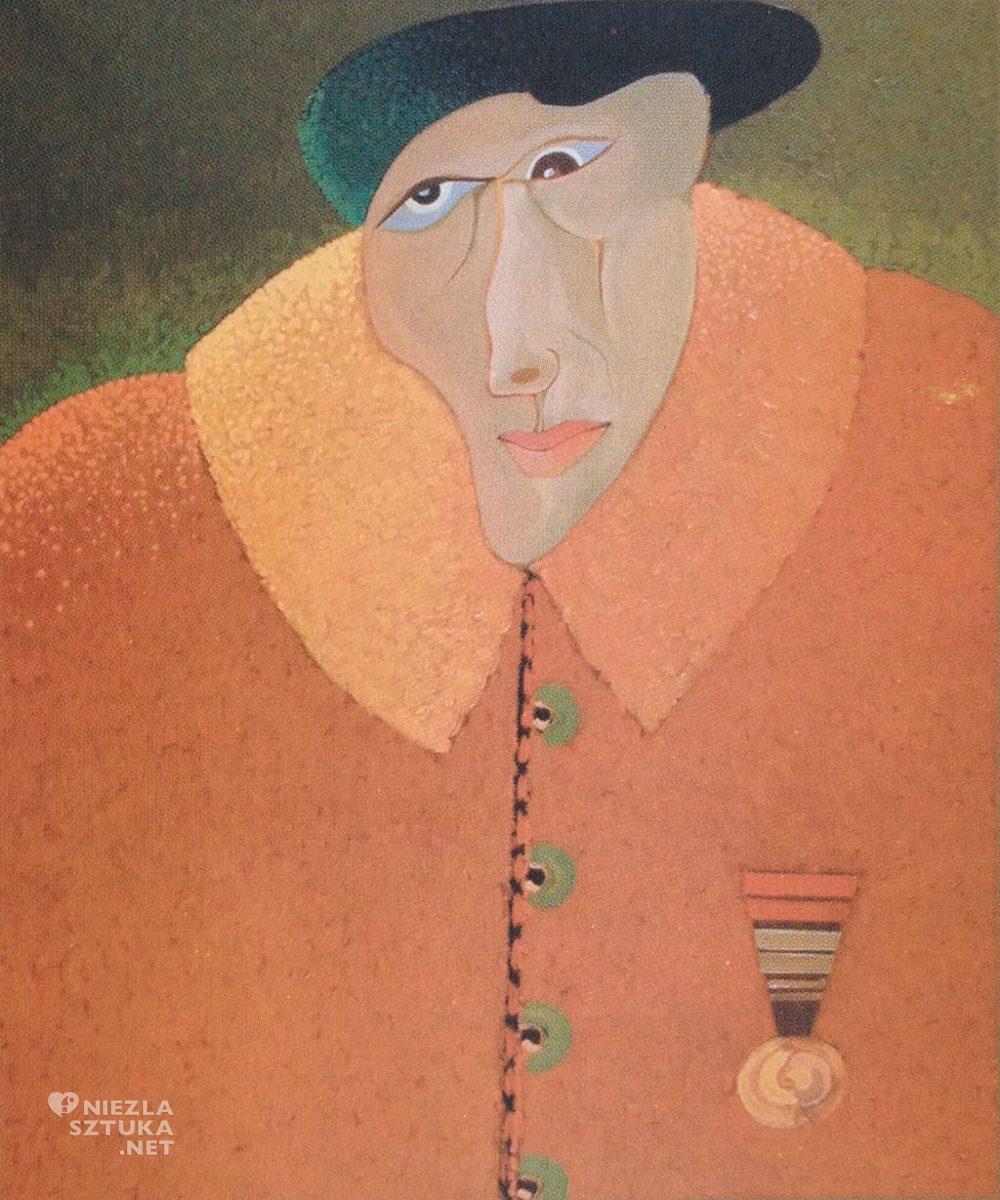 Henryk Płóciennik obrazy malarstwo grafika Łódź Niezła sztuka