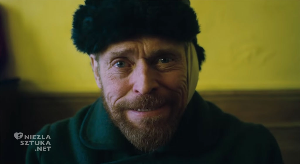 dafoe van gogh film At Eternity's Gate