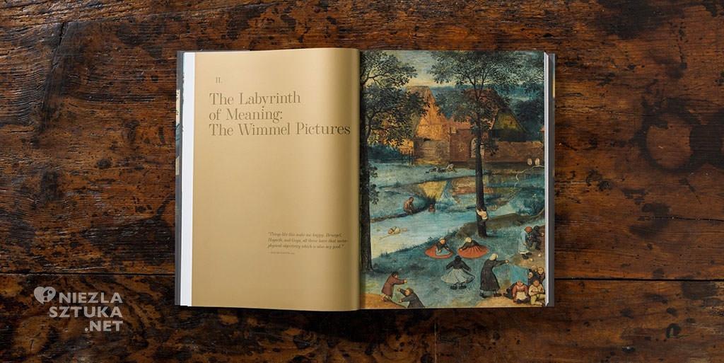 Bruegel Complete works Book Taschen Niezła sztuka