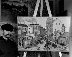 Edward Dwurnik malarz obrazy sztuka polska Niezła Sztuka
