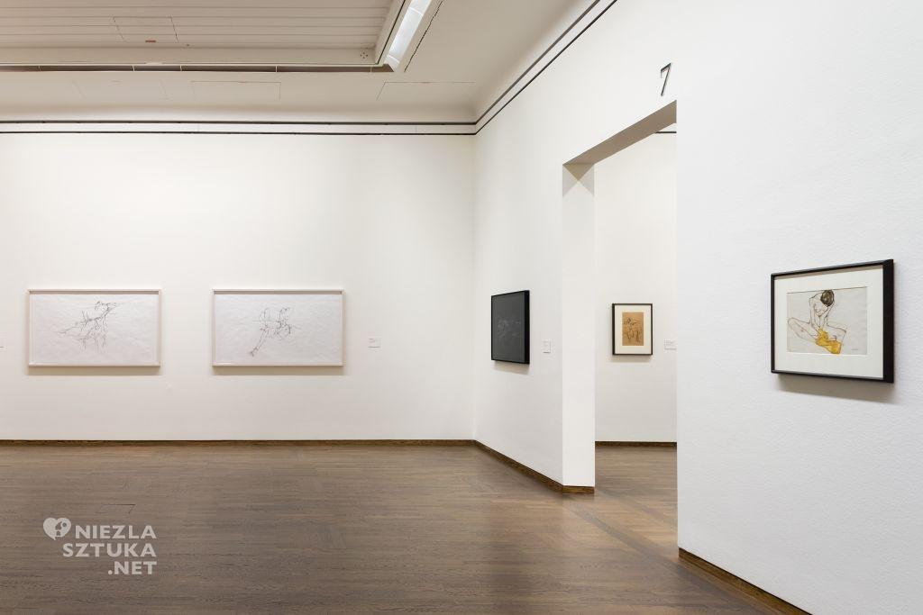 """Wystawa poświęcona Egonowi Schiele - """"Egon Schiele. Reloaded"""", © Leopold Museum w Wiedniu, fot. Lisa Rastl"""