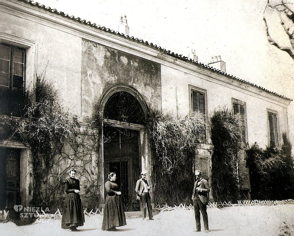 Quinta del Sordo, Dom Głuchego Goya Niezła sztuka