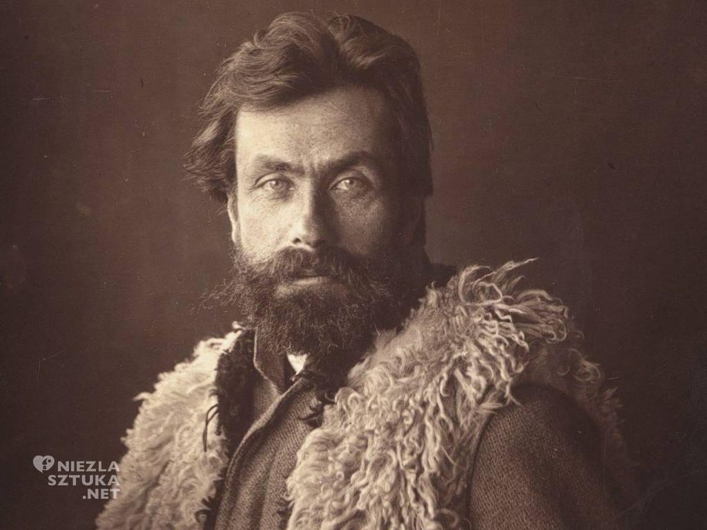 Stanisław Witkiewicz Autoportret